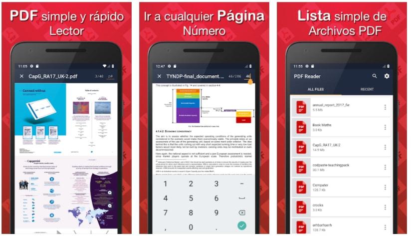 sencillo pdf lector aplicaciones para subrayar pdf