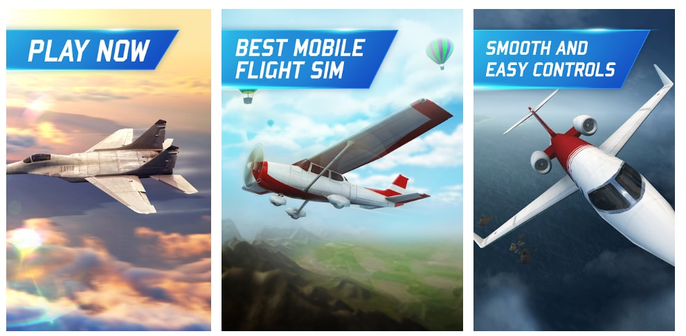 simulador vuelo