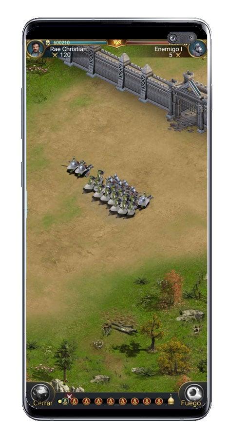 Baatalla en Game of Sultans