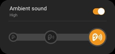 Galaxy Buds sonido