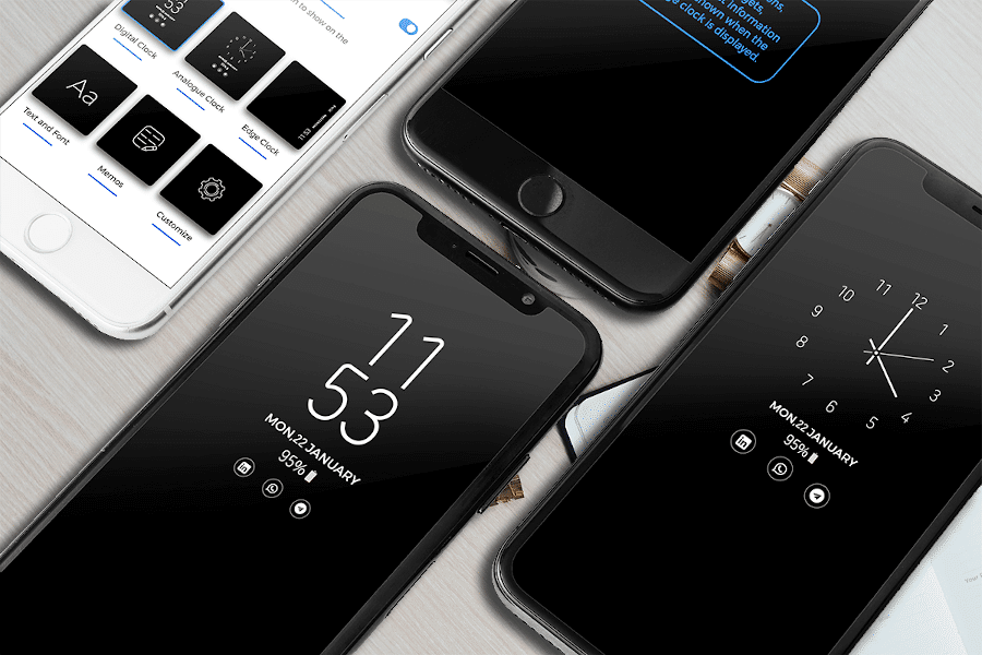 app Always on Display