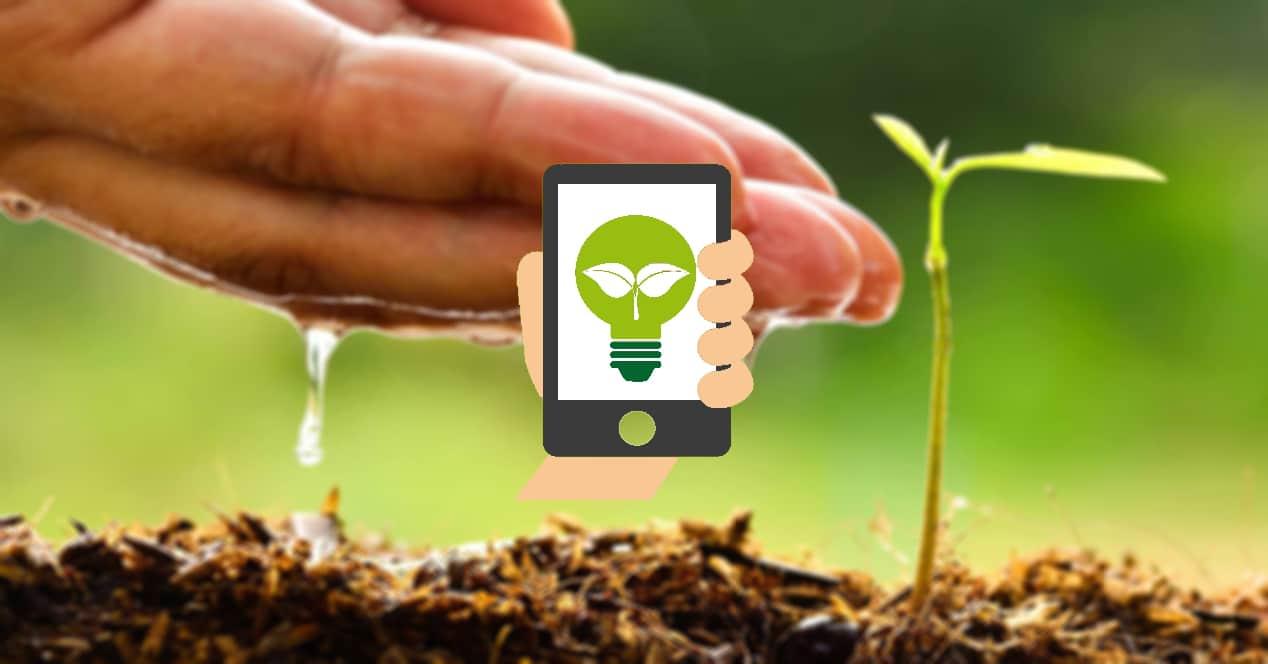mejores apps para cuidar el medioambiente