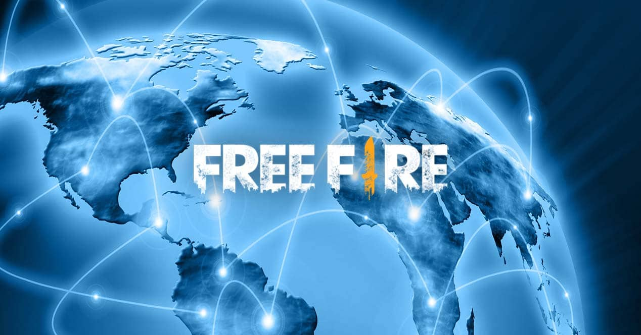 cambiar region servidores garena free fire