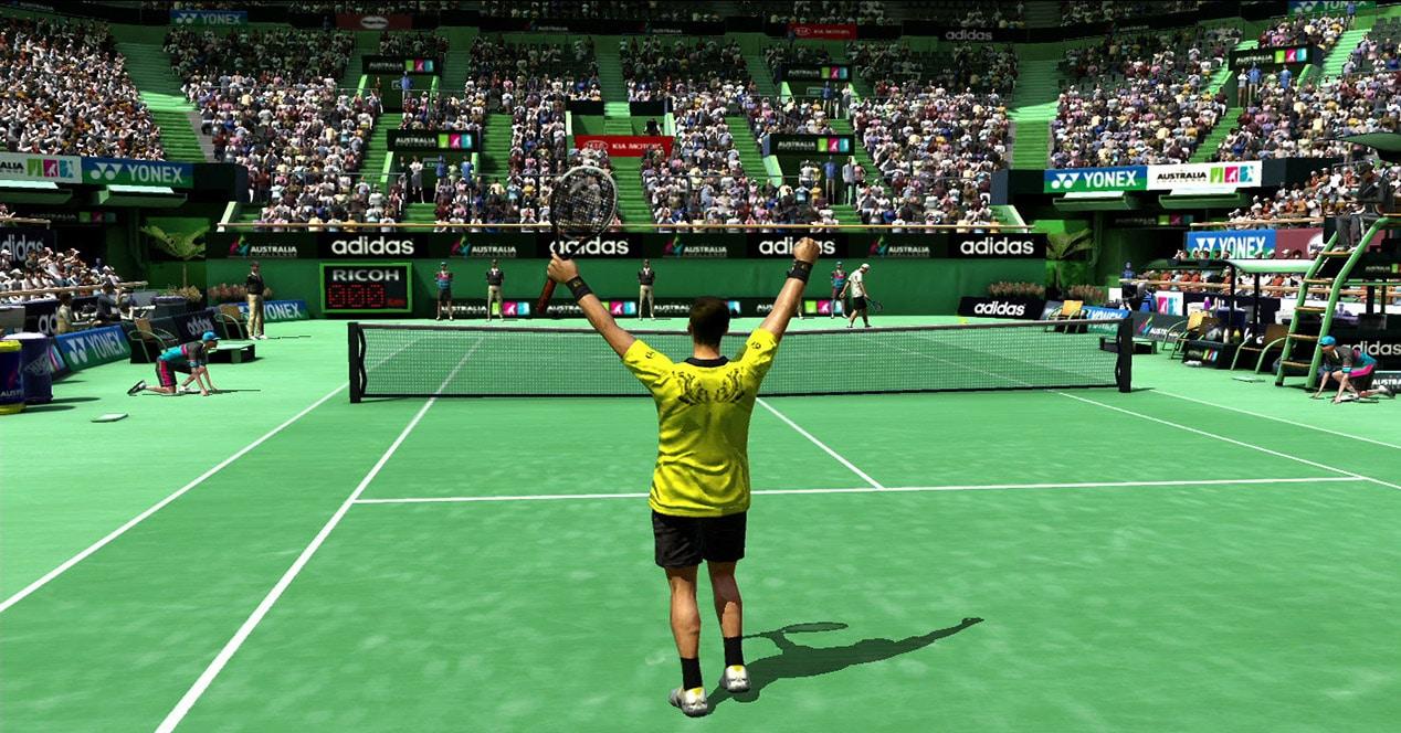 mejores juegos de tenis