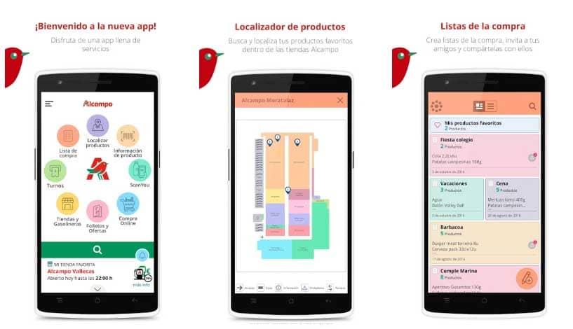 app supermercado alcampo