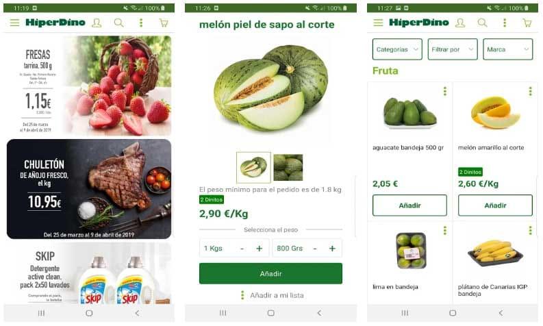 app supermercado hiperdino