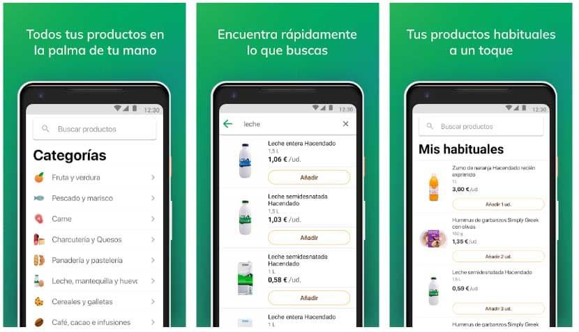 app supermercado mercadona