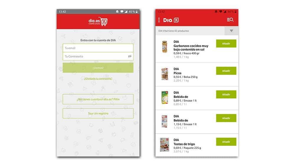 app supermercados dia