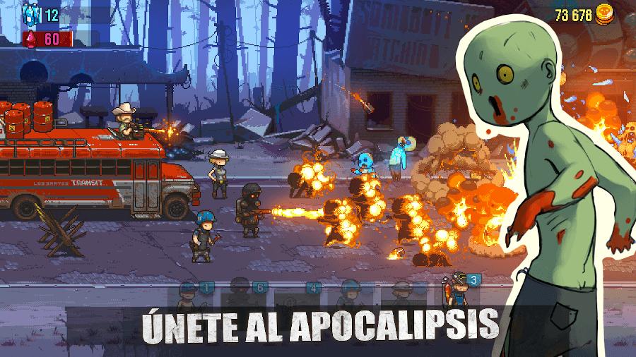 Dead Ahead juego de zombies