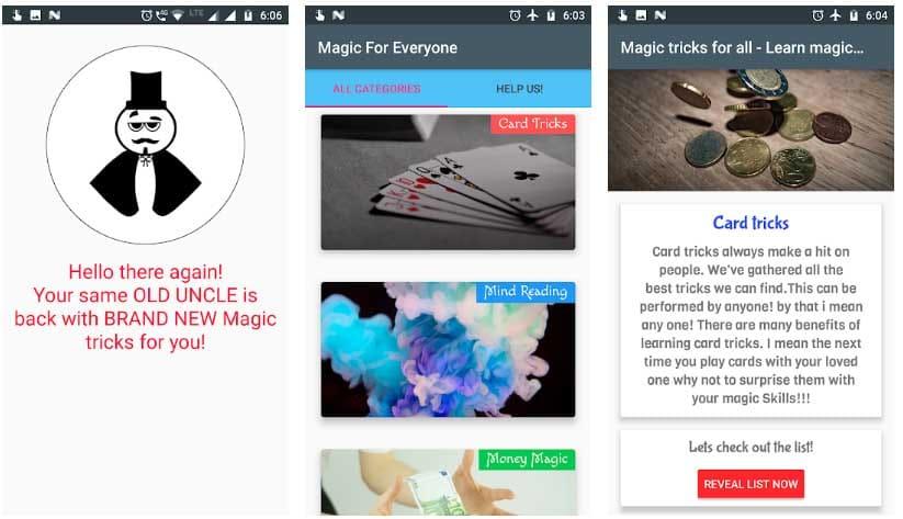 learn magic tricks magia