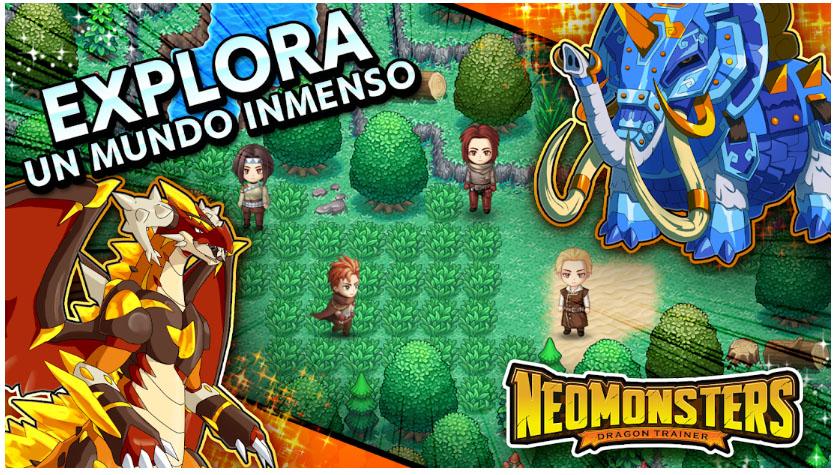 neo monsters juegos gratis semana 31