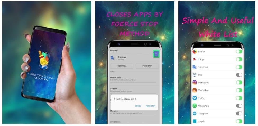 phone booster app gratis