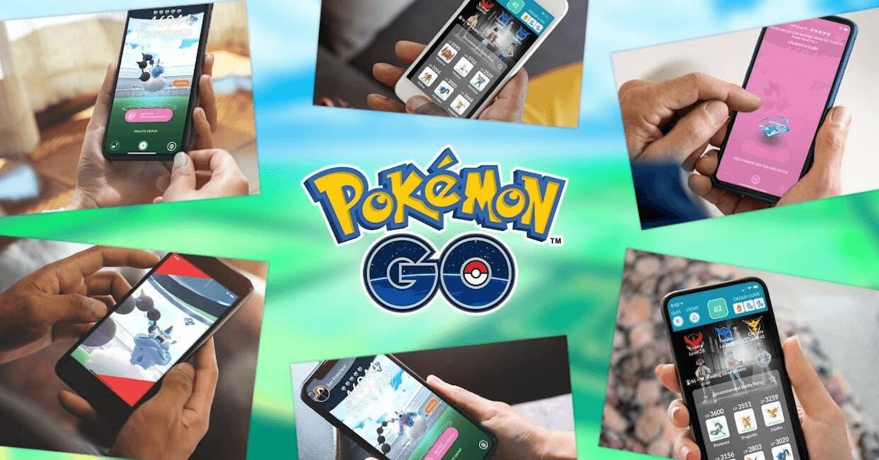 Novedades en Pokémon Go