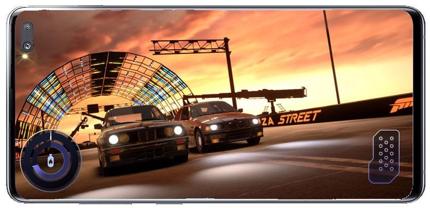 Juego de carreras Forza Street