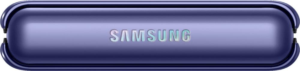 Smartphone Samsung Galaxy Z Flip cerrado
