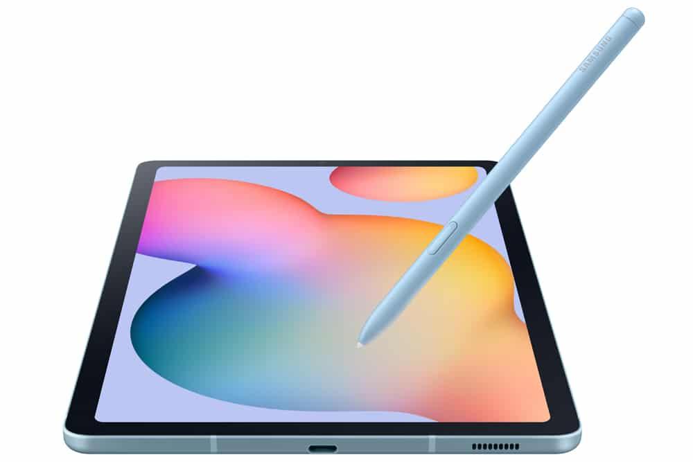 Uso de S Pen con el tablet Samsung Galaxy Tab S6 Lite