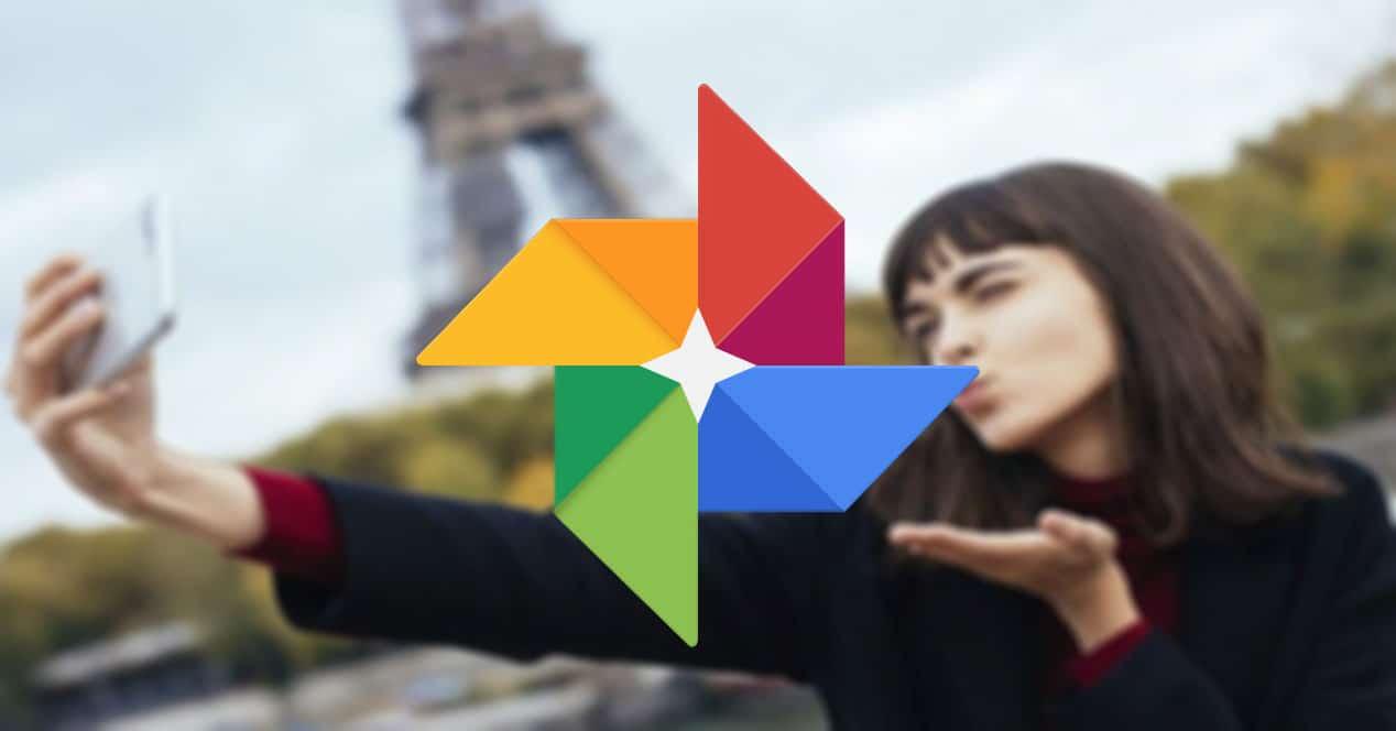 conseguir modo retrato google fotos