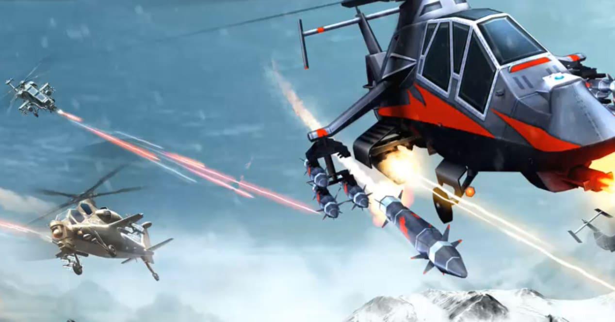 mejores juegos helicópteros