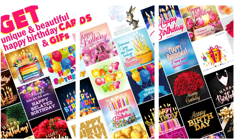 felicitación cumpleaños happy birthday cards