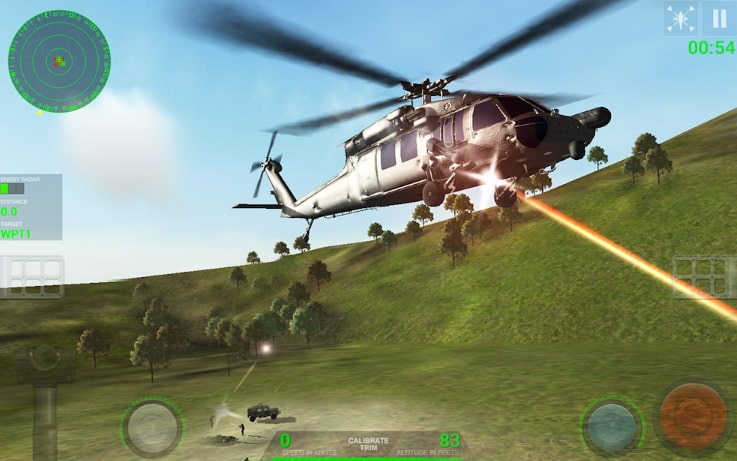 helicópteros sim