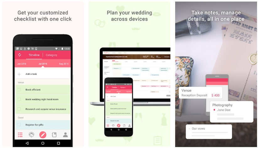 ladymerry wedding apps útiles para bodas