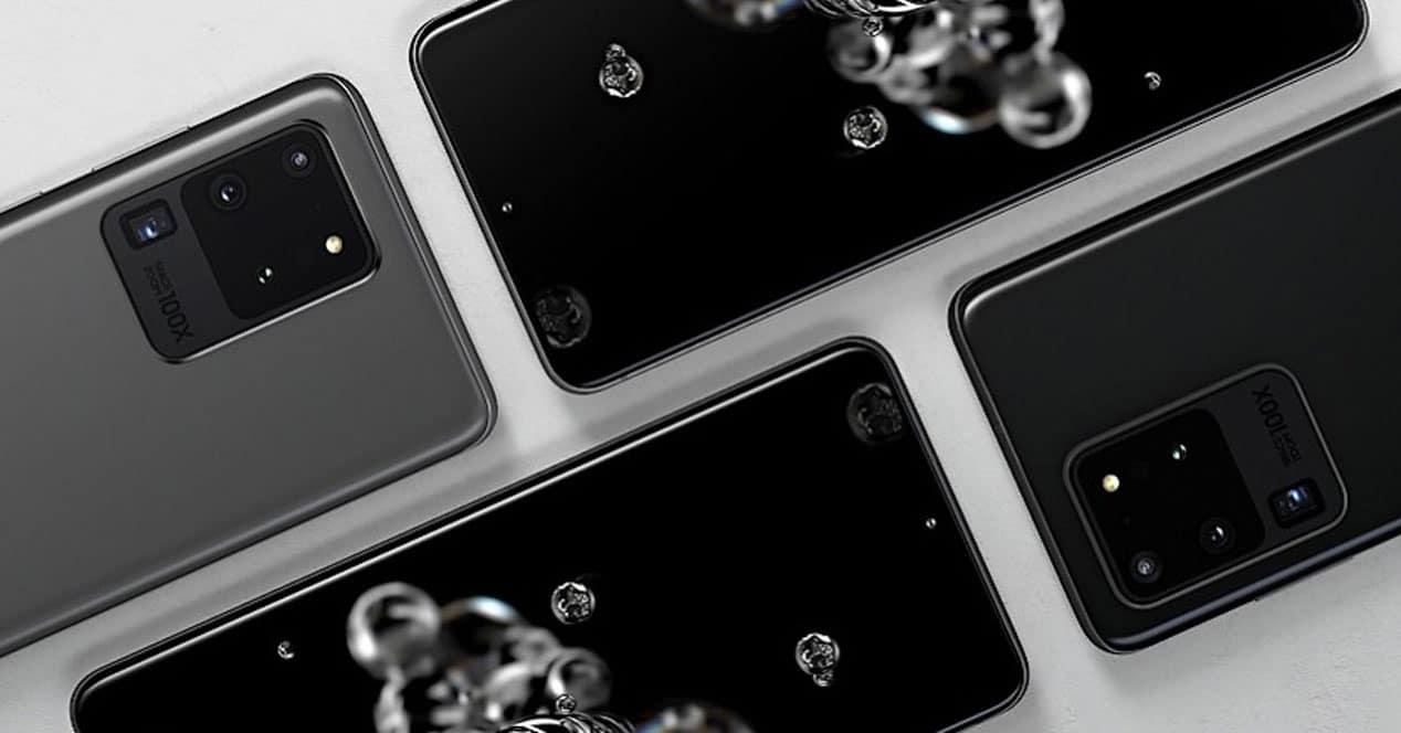 Imágenes del smartphone Samsung Galaxy S20