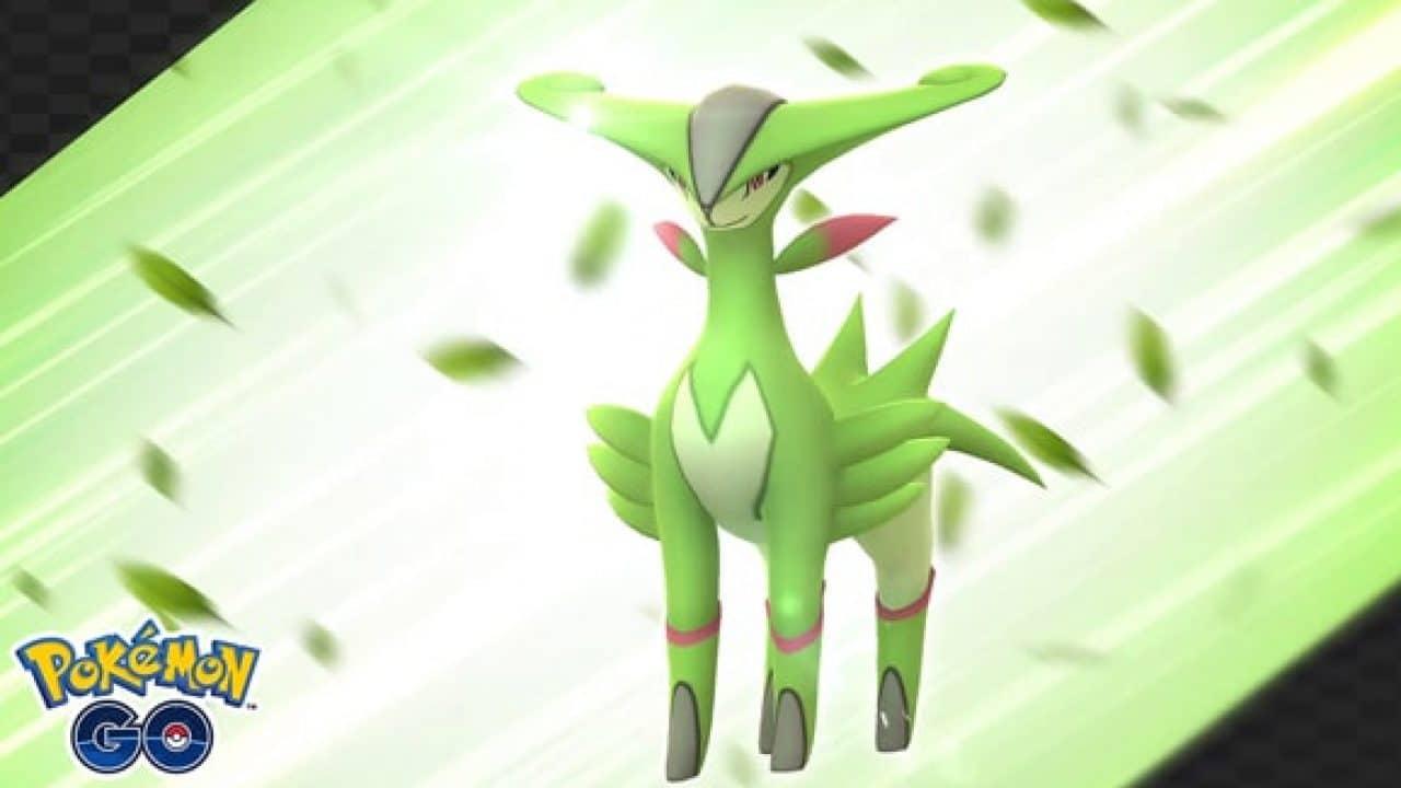 virizion pokémon legendarios