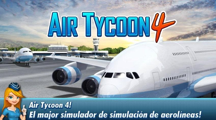 air tycoon 4 simuladores de negocios