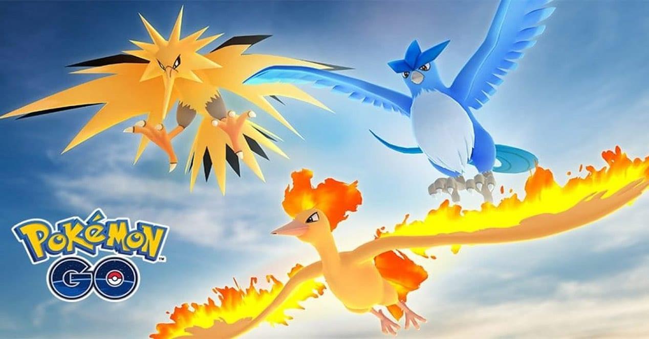 capturar pokémon legendarios
