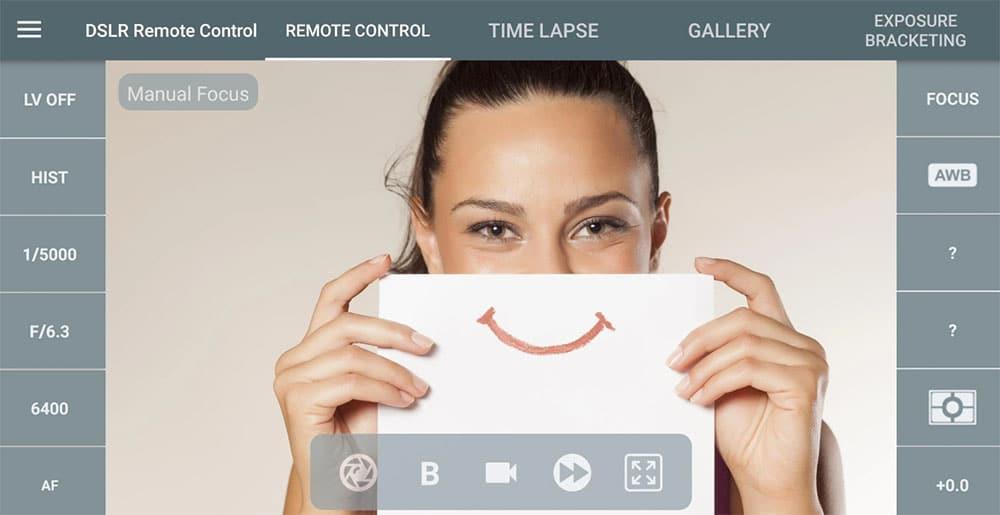 apps dslr remote controller