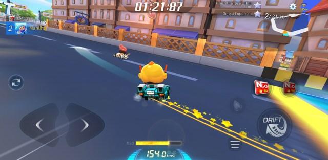 Trucos KartRider Rush+ drift