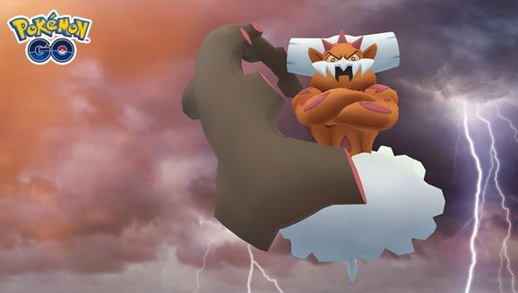 landorus pokémon legendarios