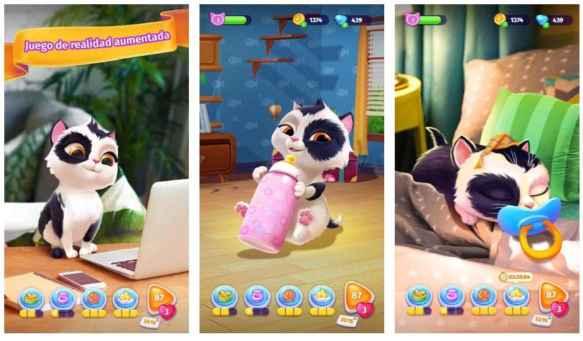 my cat mascotas virtuales