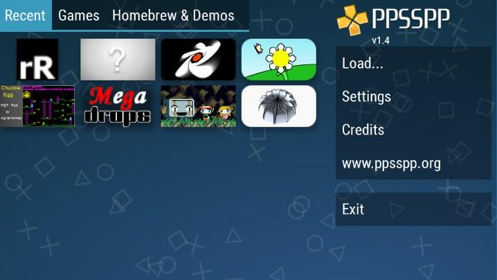 ppsspp emulator gold