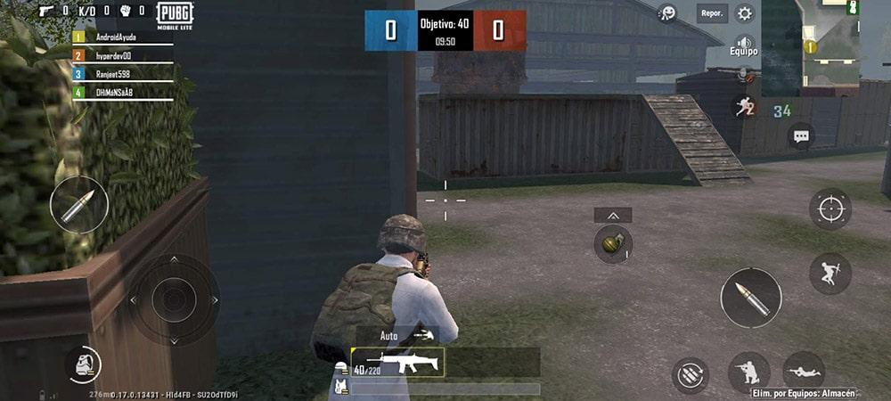pubg mobile lite gameplay