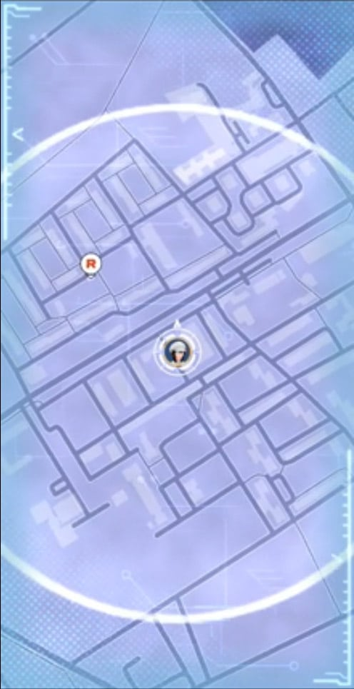 radar mapa
