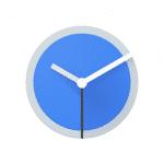 reloj de google logo