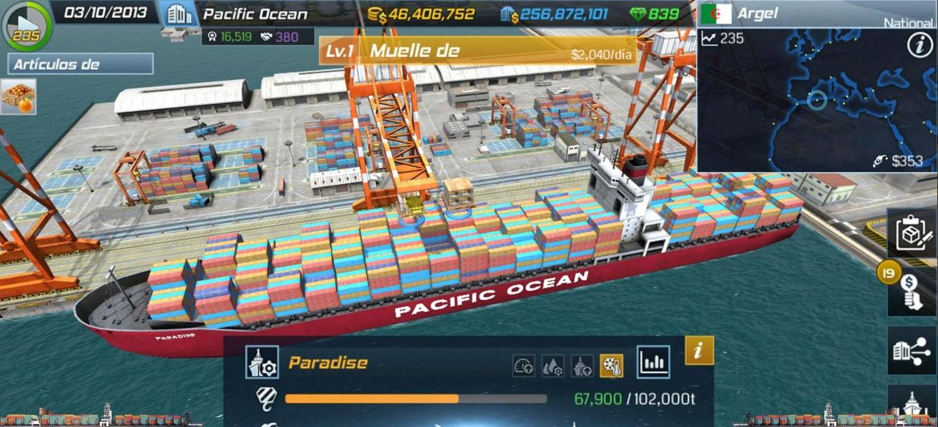 ship tycoon simuladores de negocios