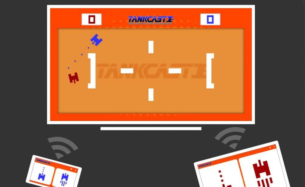 tankcast juegos chromecast