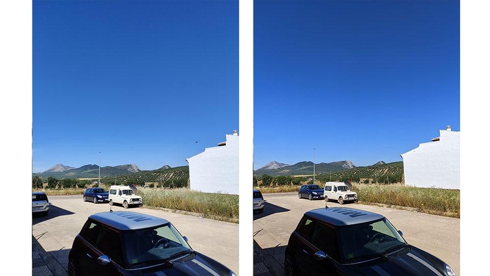 ultracam comparativa exteriores