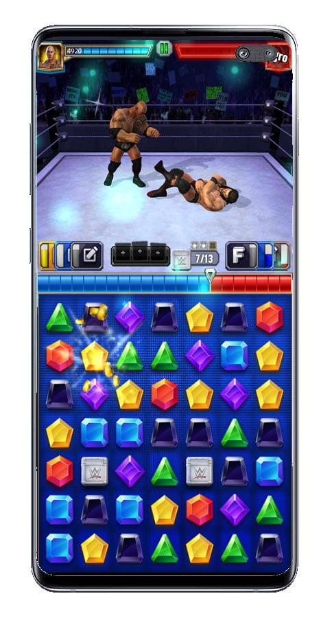Jugando a WWE Champions 2020