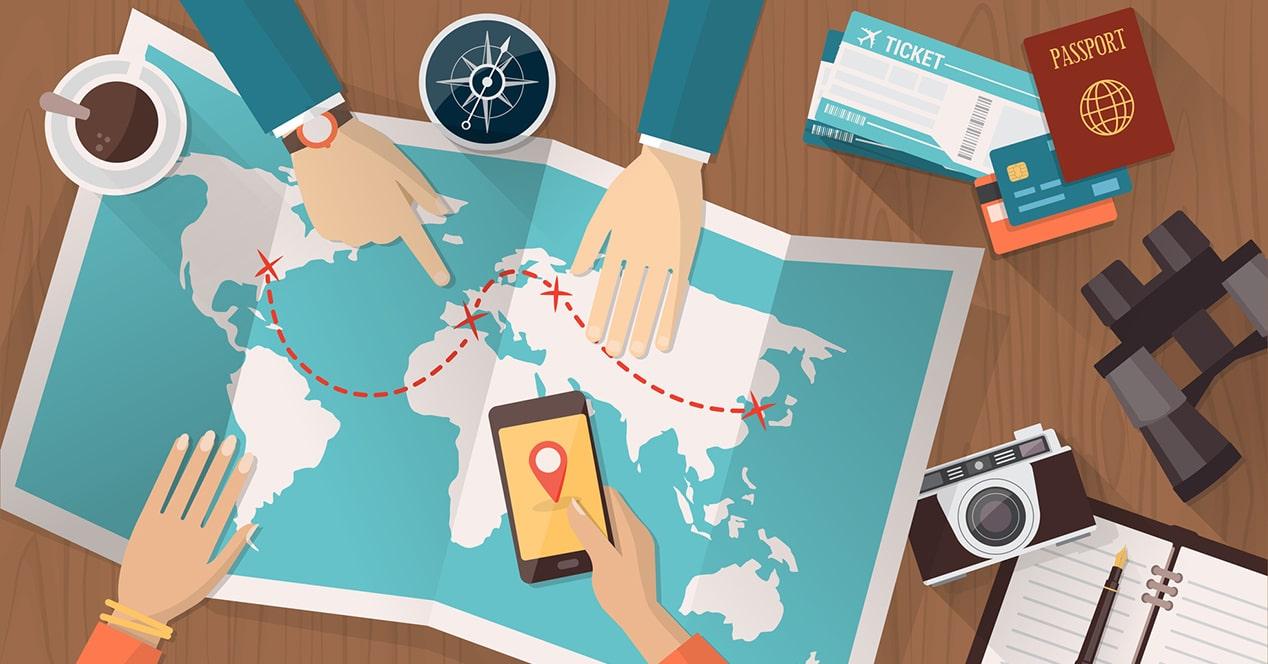 apps viajar