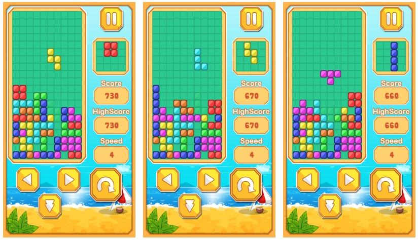 brick classics 1020 juegos de tetris