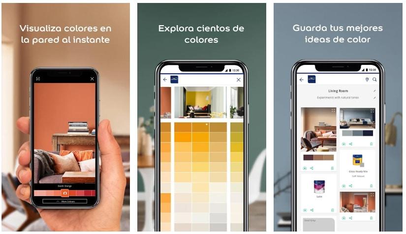 apps para decorar la casa bruguer visualizer
