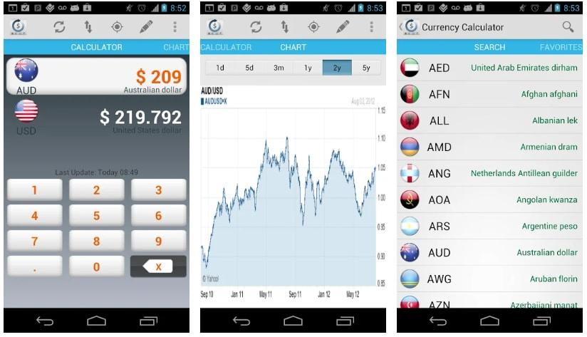 conversor cambio moneda