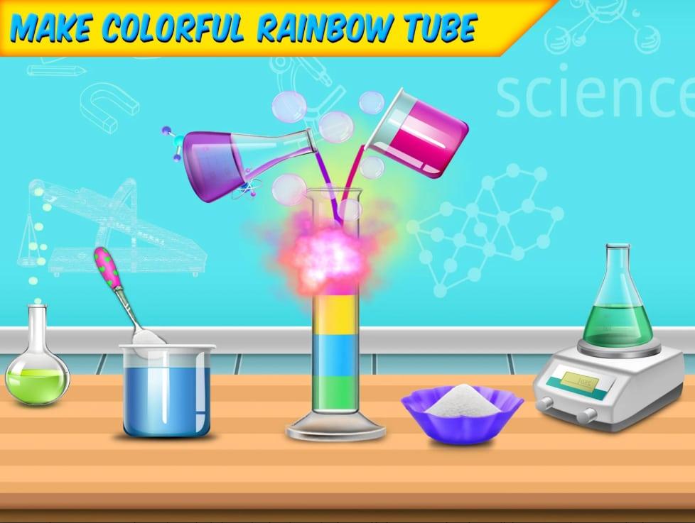 experimentos laboratorio química
