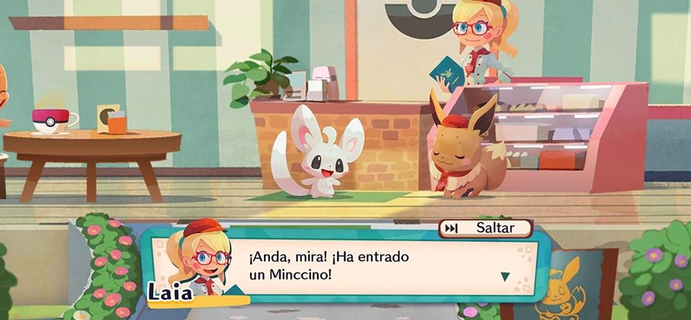 Pokémon Café Mix pokémon