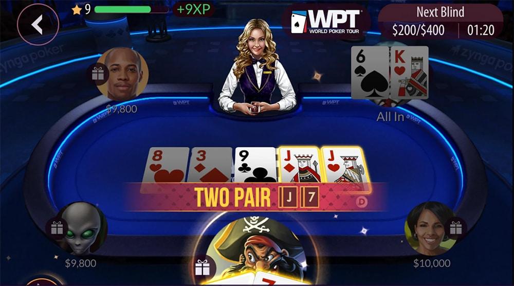 zynga póker casino
