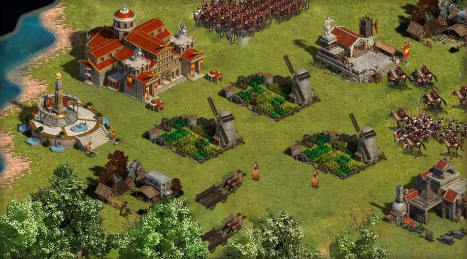 abyss of empires juegos parecidos age of empires