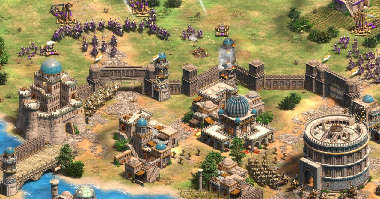 juegos parecidos a age of empires